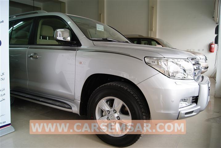 Toyota Land Cruiser 2011 Vxr. Land Cruiser VXR
