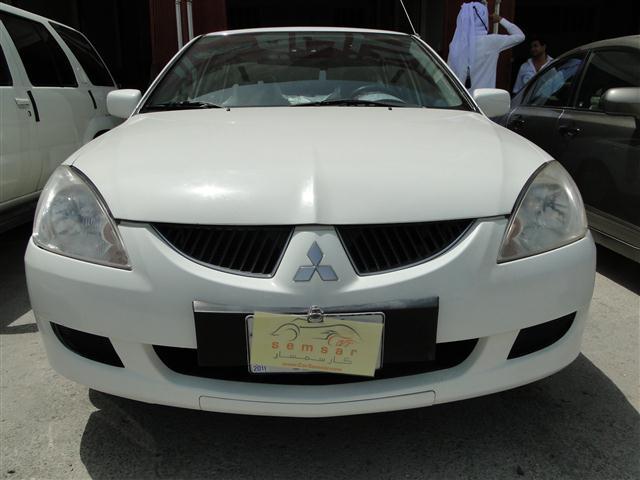 Mitsubishi Lancer 2006 Glx. Lancer 1.6 GLX